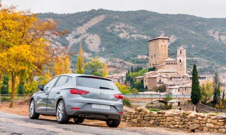 Ruta Slow Driving por carreteras del Pre Pirineo