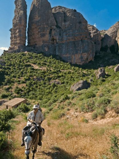 Prepyr a caballo