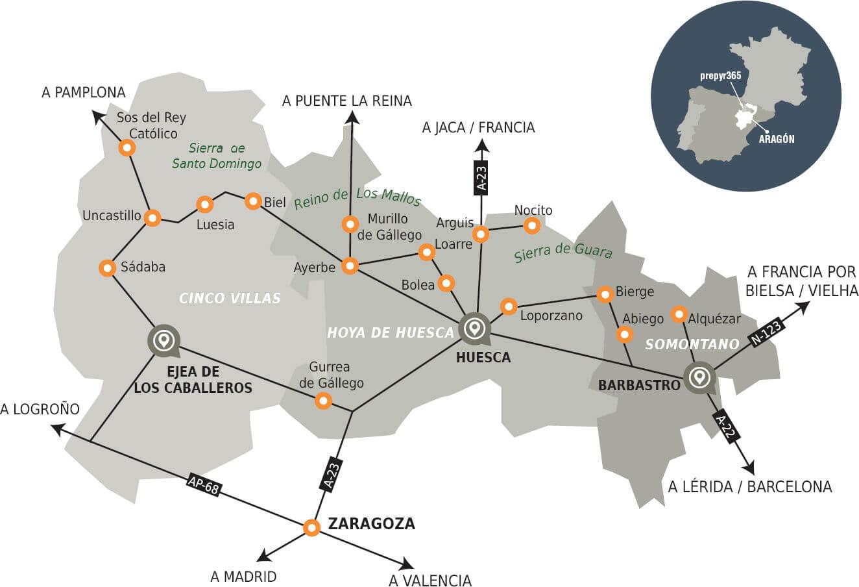 Rutas Outdoor De Trekking Bike Trail Running Cultural Y Natural En El Pre Pirineo Prepyr